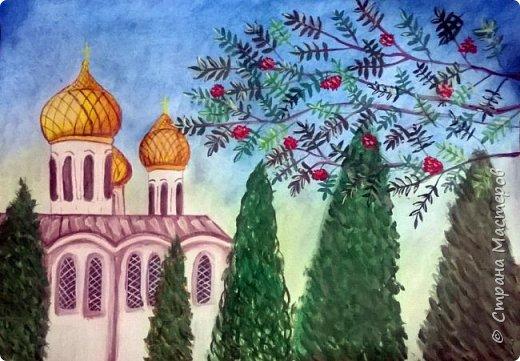 Здравствуйте, мои дорогие!  Сегодня, 16 марта, день рождения у моей виртуальной учительницы рисования-Ольги Уралочки! http://stranamasterov.ru/user/348207 И этот пост - моё поздравление и благодарность Вам, Ольга! От всей души я поздравляю Вас с личным Новым Годом!  Желаю Вам крепкого здоровья, хорошего настроения, весны, любви и удачи!  Ну и конечно же  много-много терпения   и весеннего вдохновения для того, чтобы Вы и дальше дарили нам счастье ощущать себя художниками!  Я всегда любила рисовать, а благодаря Вам, у меня получается всё лучше!  Огромное Вам спасибо!  фото 5