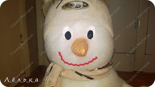Снеговик фото 12