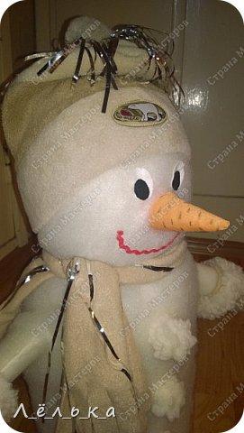 Снеговик фото 1