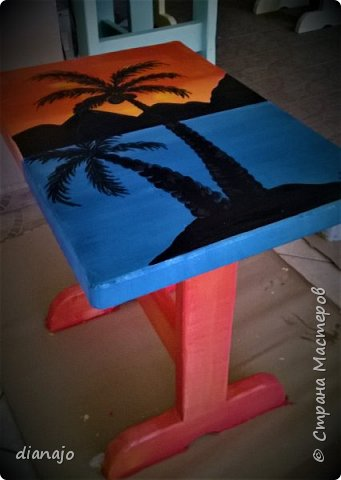 Столики для летнего кафе в Афинах фото 5