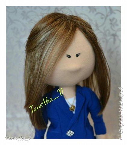Куколка. Сходство с хозяйкой в стиле и одежде  фото 1