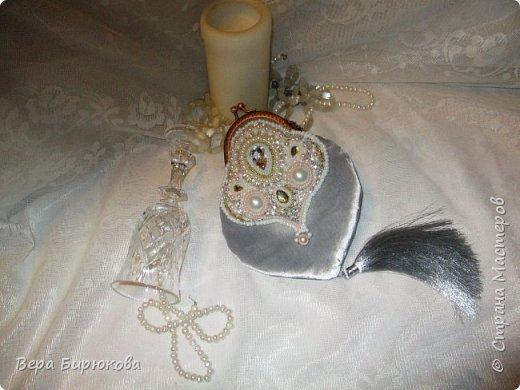 Вот такую сумочку, я сделала, для своей подруги в подарок на 8 марта))))) фото 4