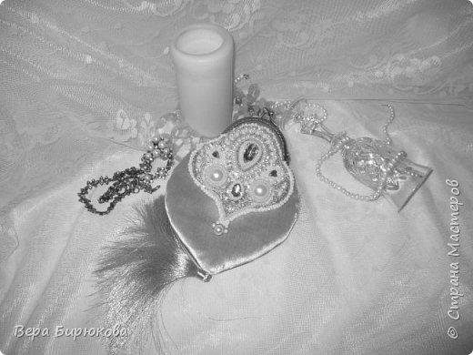 Вот такую сумочку, я сделала, для своей подруги в подарок на 8 марта))))) фото 5