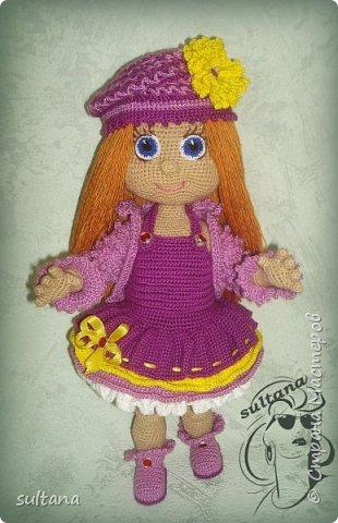 Виолета  от Анны Садовской.(zovutka) фото 3