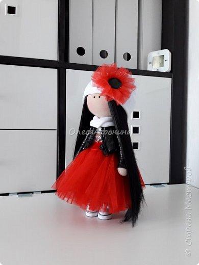 Куколка для сестры Ольги. Сделана в подарок. фото 1
