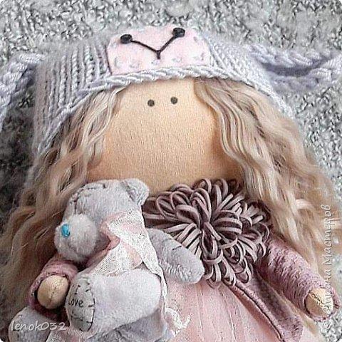 Интерьерные куклы ручной работы фото 2