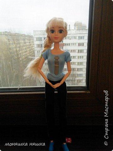 Привет! Это Марина! Подделка под куклу Лив фото 2