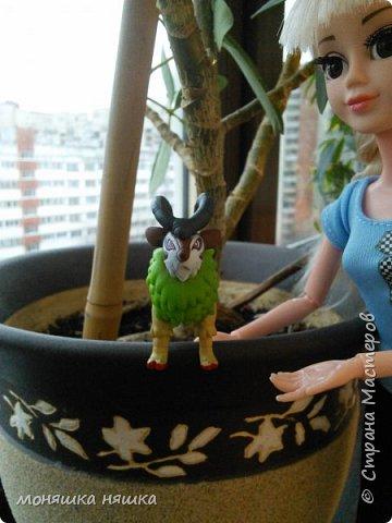 Привет! Это Марина! Подделка под куклу Лив фото 3