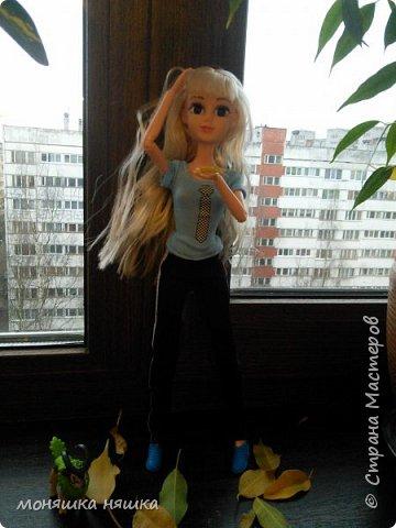 Привет! Это Марина! Подделка под куклу Лив фото 7