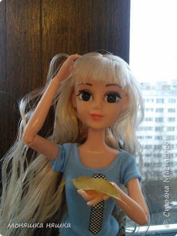 Привет! Это Марина! Подделка под куклу Лив фото 8