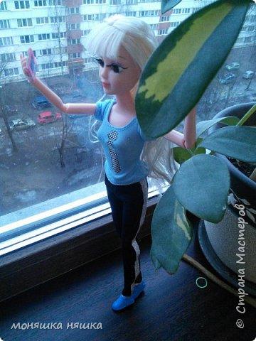 Привет! Это Марина! Подделка под куклу Лив фото 10