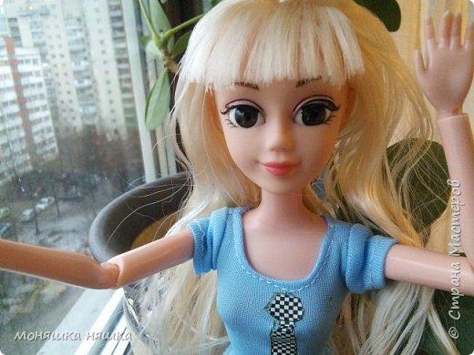 Привет! Это Марина! Подделка под куклу Лив фото 11