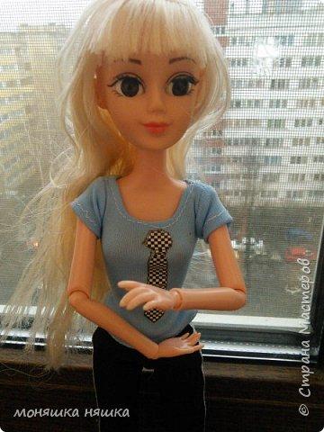 Привет! Это Марина! Подделка под куклу Лив фото 13