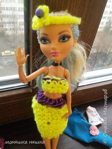 Привет! Это Марина! Подделка под куклу Лив фото 17