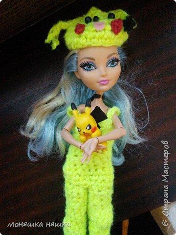 Привет! Это Марина! Подделка под куклу Лив фото 21