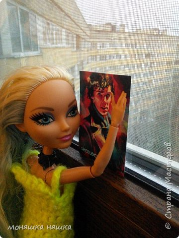 Привет! Это Марина! Подделка под куклу Лив фото 23