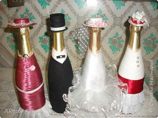 Свадебный  переполох    или поделки на свадьбу. фото 10