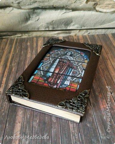 Блокнот в средневековом стиле фото 2