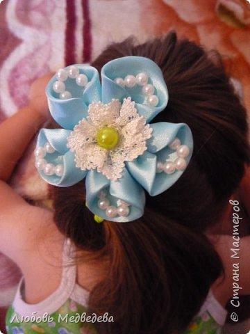 Топиарий, цветочный шар, открытки,конверты и альбомы с цветами из лент, украшения для дочки фото 9