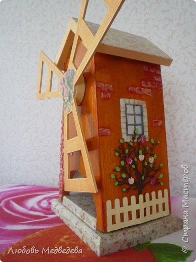 """Чайный домик """"Мельница"""" и наборы для кухни фото 2"""