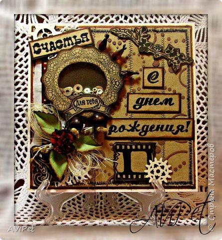 Делала открытки для друзей дочки. фото 5