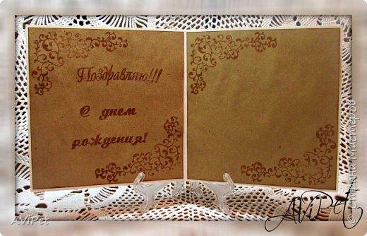 Делала открытки для друзей дочки. фото 8
