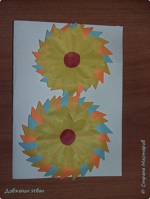 Восьмёрочки - открыточки сделал в подарок к 8 марта .  фото 3