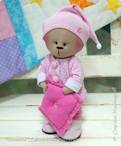 Мишутка в пижамке София фото 1