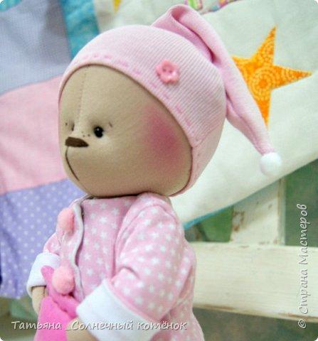 Мишутка в пижамке София фото 3