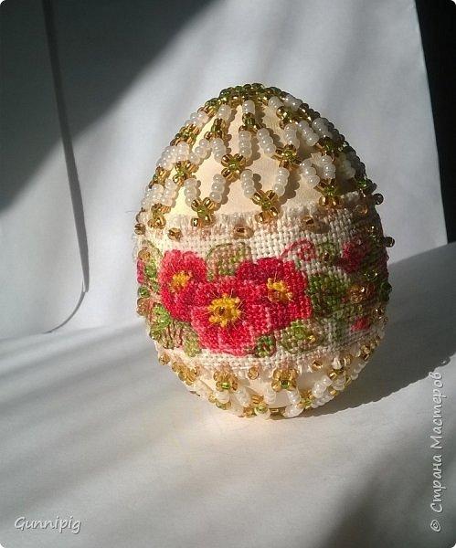 Вот и яичко готово. Уже второе из данной серии. фото 3