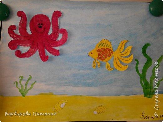 Морские обитатели фото 3
