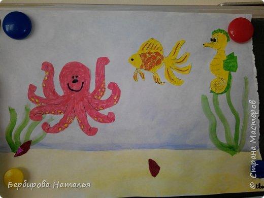 Морские обитатели фото 4