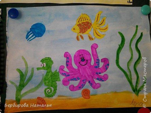 Морские обитатели фото 5