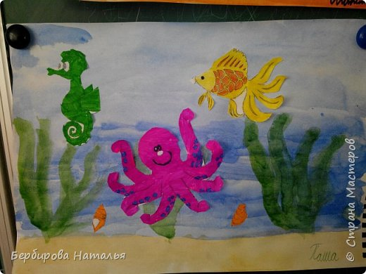 Морские обитатели фото 6