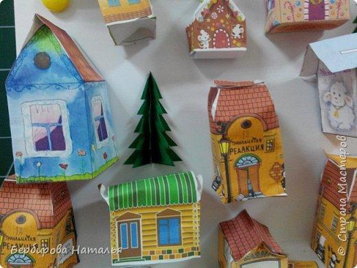 Городок-коробок фото 6