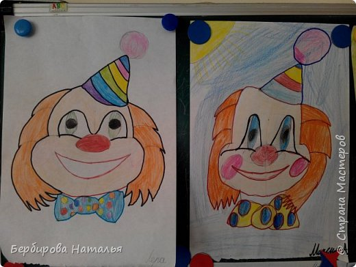Весёлый клоун фото 2