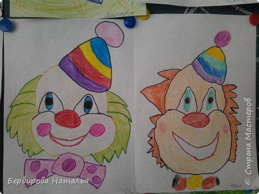 Весёлый клоун фото 4