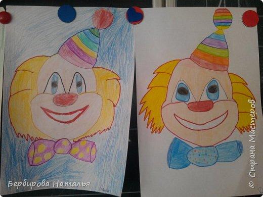 Весёлый клоун фото 5