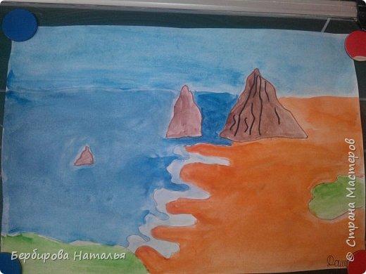Морской пейзаж фото 2