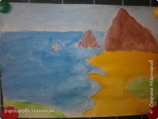 Морской пейзаж фото 3