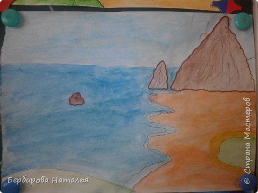 Морской пейзаж фото 4