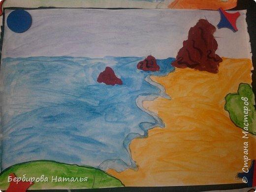 Морской пейзаж фото 6