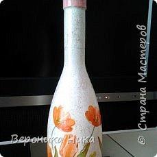 Ваза с вином в подарок для подруги. Напиток выпили а ваза осталась.... фото 4