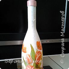 Ваза с вином в подарок для подруги. Напиток выпили а ваза осталась.... фото 3