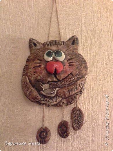 Денежный котейка фото 1