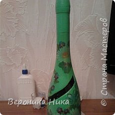 Ваза с вином в подарок для подруги. Напиток выпили а ваза осталась.... фото 8