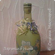 Ваза с вином в подарок для подруги. Напиток выпили а ваза осталась.... фото 9