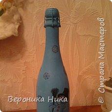 Ваза с вином в подарок для подруги. Напиток выпили а ваза осталась.... фото 5