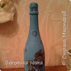 Ваза с вином в подарок для подруги. Напиток выпили а ваза осталась.... фото 6