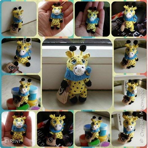 Лимонный Жирафик фото 1